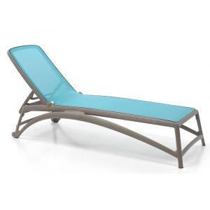 Atlantico Duifgrijs-Turquoise