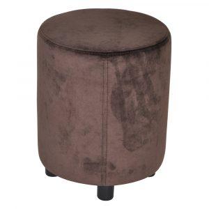 Can Chocolate Brown Velvet Ø37,50cm