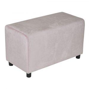 Brick Granny Pink Velvet 39x78cm