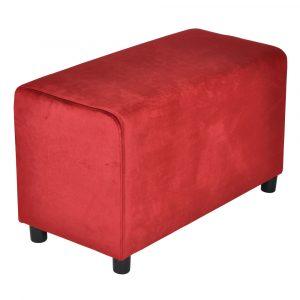 Brick Classic Red Velvet 39x78cm