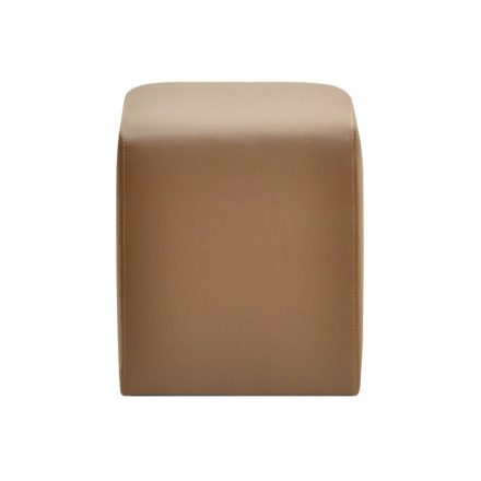 Tower Poef Taupe 32x32cm