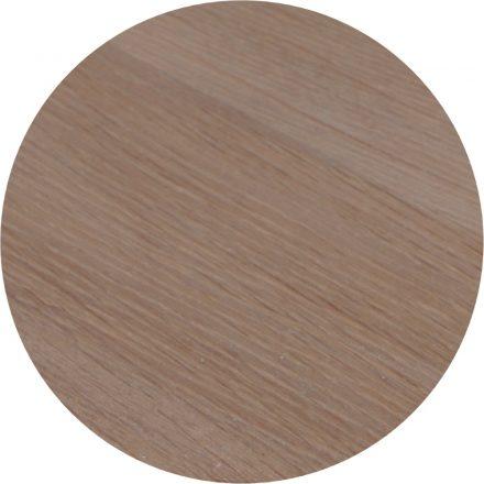 Tropisch hardhouten Tafelblad 110x70cm Grijs