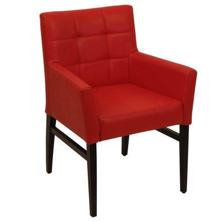 Matiz Armstoel Rood Kunstleder vanaf: