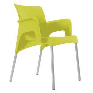 Sun terrasstoel lime vanaf: