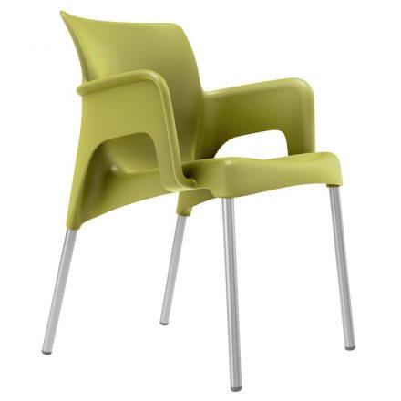 Sun terrasstoel olijfgroen vanaf: