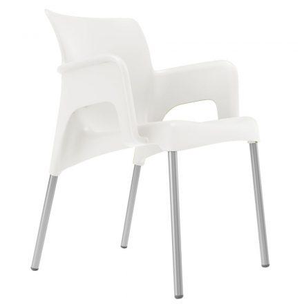 Sun terrasstoel wit vanaf: